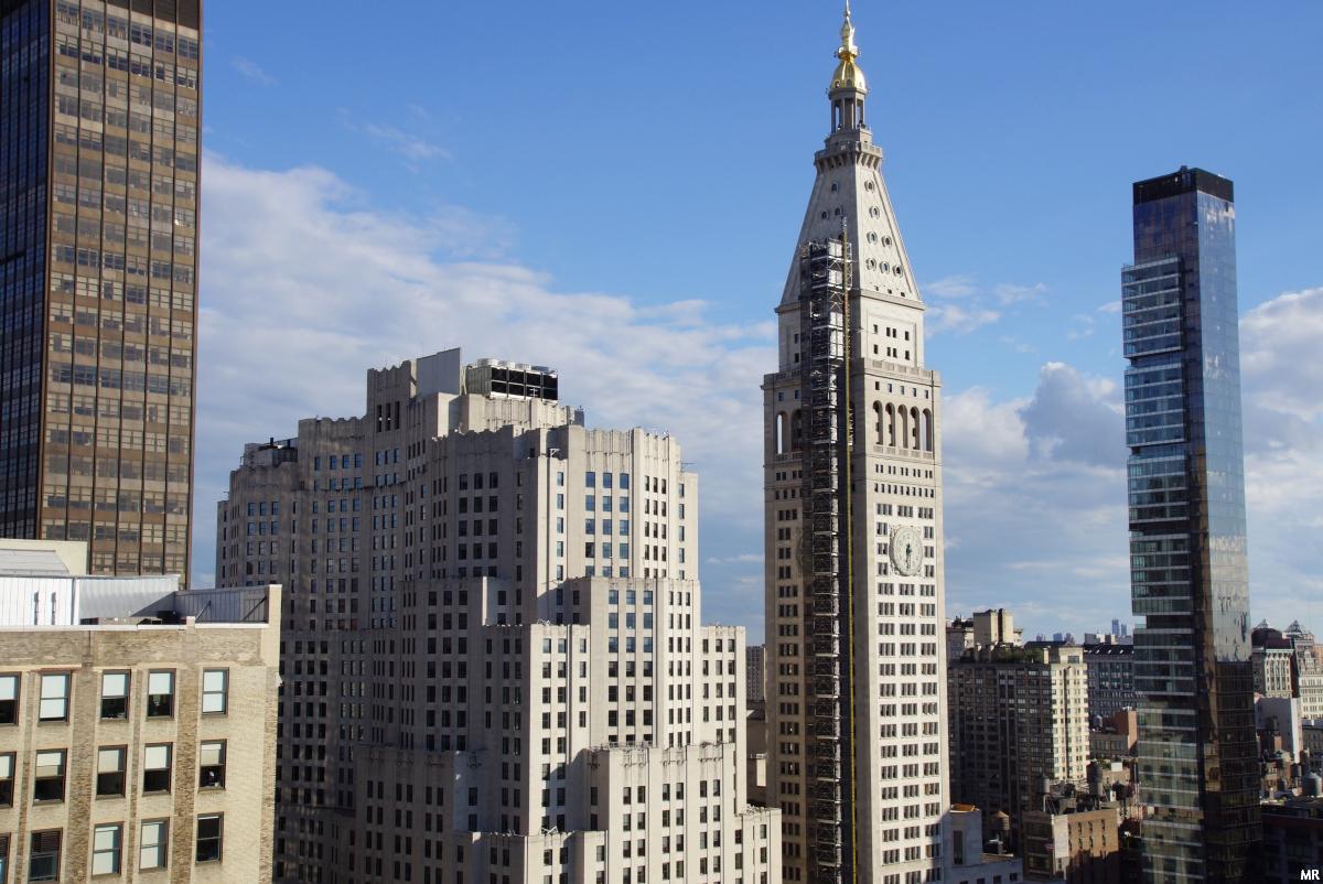 Belangrijke Gebouwen New York.Urbanplan